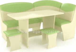 Как обновить стол от кухонного уголка>