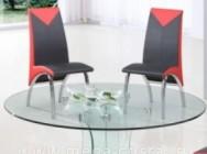 Какие стулья подойдут к стеклянному столу