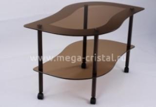 Стеклянные столы - совершенные технологии для людей с изысканным вкусом>