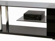 Каксобрать стеклянную подставку под телевизор