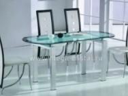 Как отполировать стеклянный стол