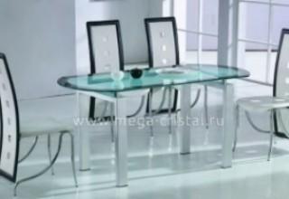 Как отполировать стеклянный стол>
