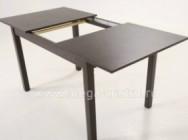 Размеры раздвижного стола для кухни