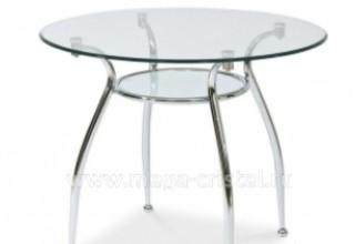 Чем почистить стол из закаленного стекла>