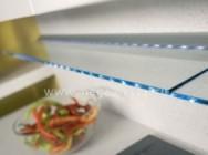Как повесить стеклянную полку домасамому