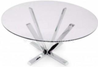 Преимущества стеклянных столов>