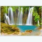 водопад 350
