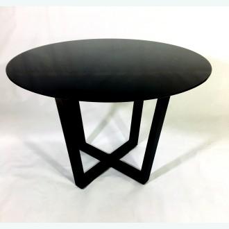 Стол обеденный Лофт 18 черный