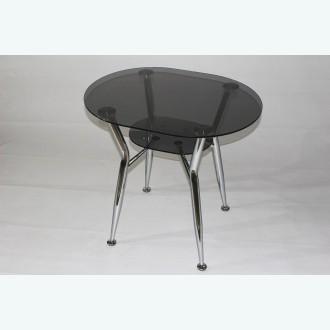 Стол обеденный Квадро 23 серый