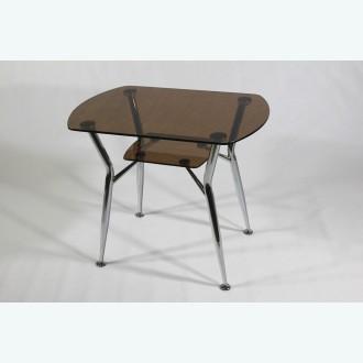 Стол обеденный Квадро 32 бронза