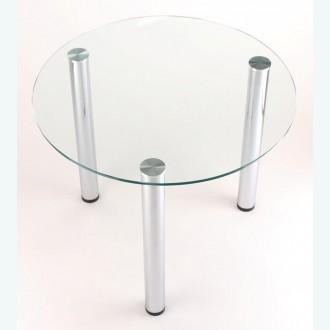 Кофейный столик Модерн 03 прозрачный