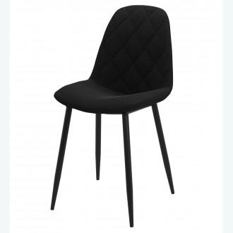 стул для кухни Кассиопея черный Sun-02