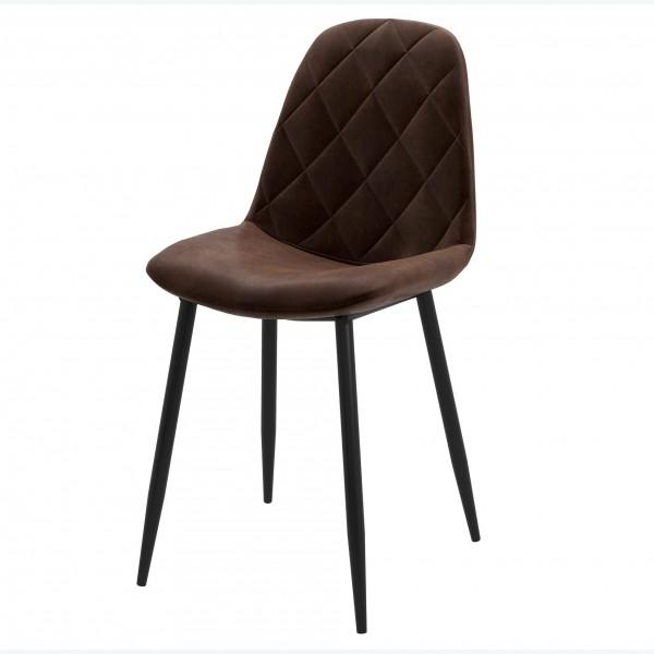 стул для кухни Кассиопея шоколад Takoma-221