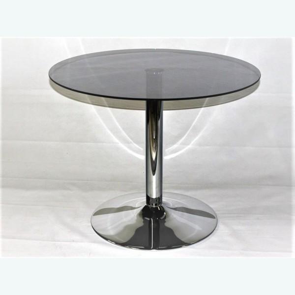 Стол обеденный Троя 18 серый