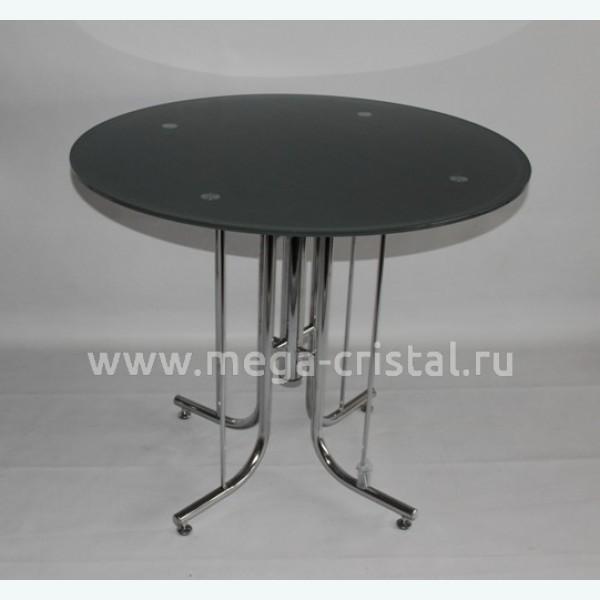 Стол обеденный Квартоль серый