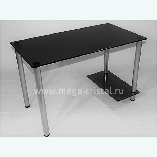 Компьютерный стол КС07 серый