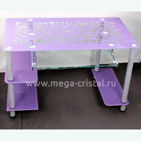 Компьютерный стол Премьер шары п сирень