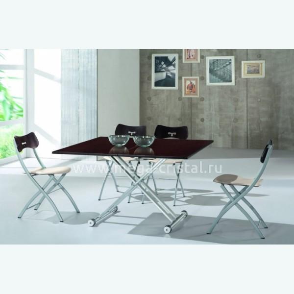 Стол трансформер 2166 венге