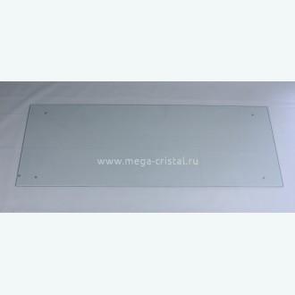 стеклянная панель для кухни прозрачная 6 мм