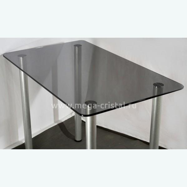 Стол обеденный Эдель 10 серый
