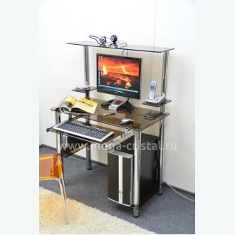 Компьютерный стол КС05 бронза