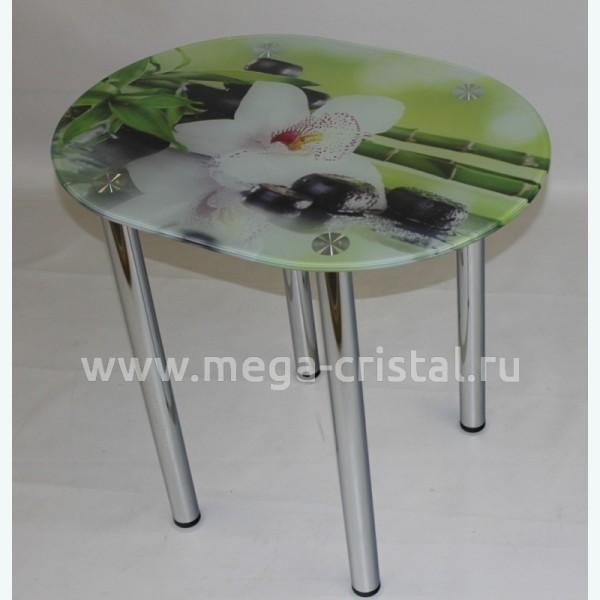 стол обеденный Эдель 22 ФП орхидея